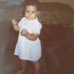 Me, 2 years old